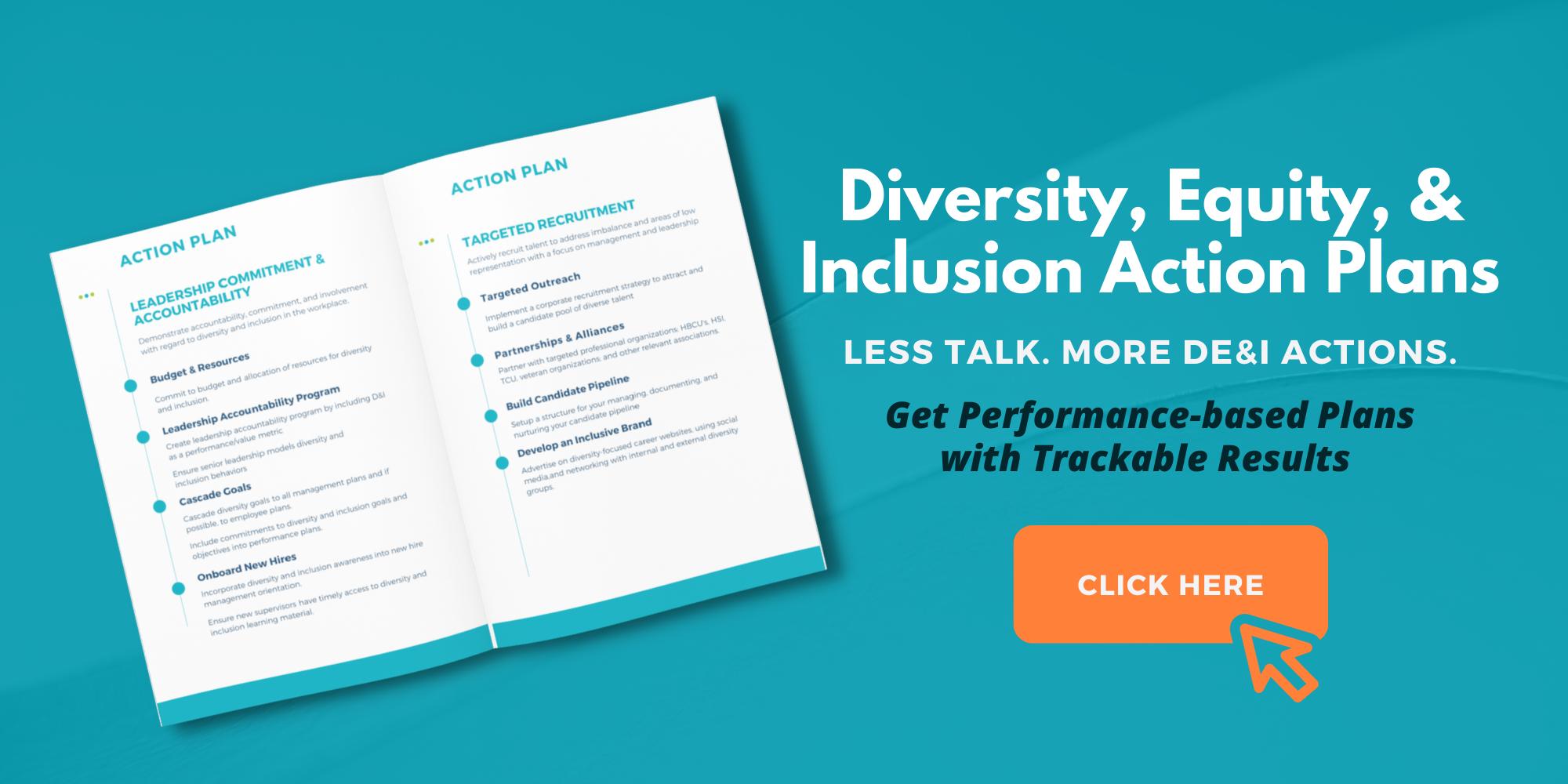 Diversity LinkedIn Ad