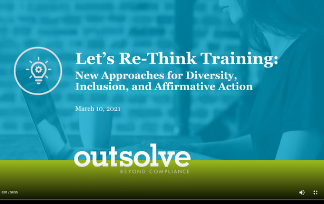 New Approaches for Diversity, Inclusion, and Affirmative Action