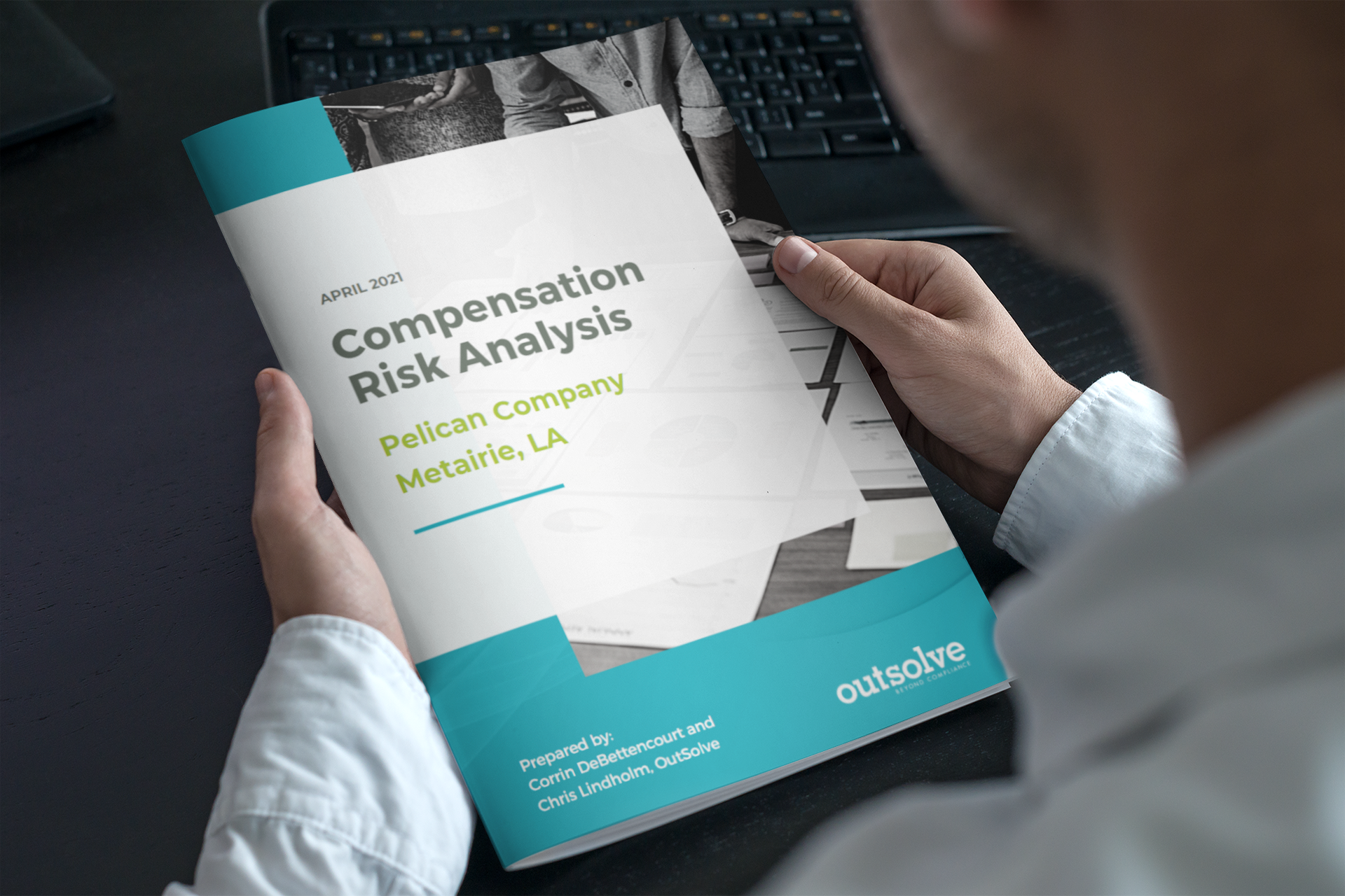 outsolve compensation risk analysis
